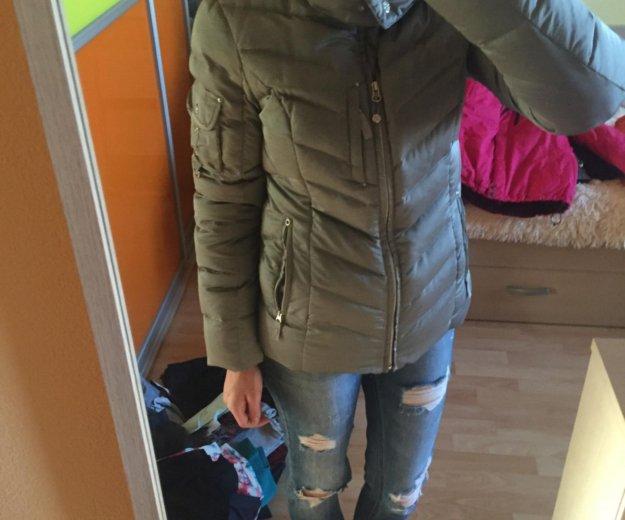 Зимняя куртка. Фото 4. Зеленоград.