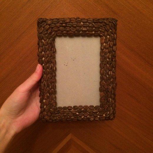 Кофейные рамки для фотографий (размер 10х15). Фото 2. Москва.