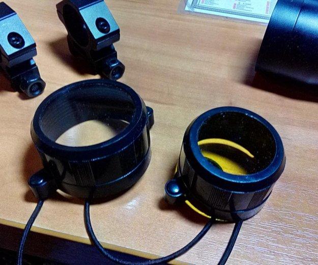 Оптический прицел gamo 3-9x40 ir wr с кольцами. Фото 2. Москва.