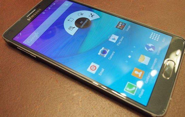 Samsung galaxy note 4 n910c. Фото 1. Хабаровск.