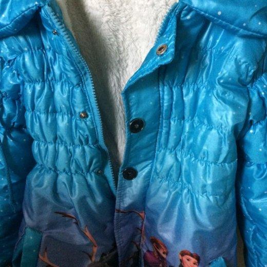 Куртка весна-осень 104-116. Фото 2. Ангарск.