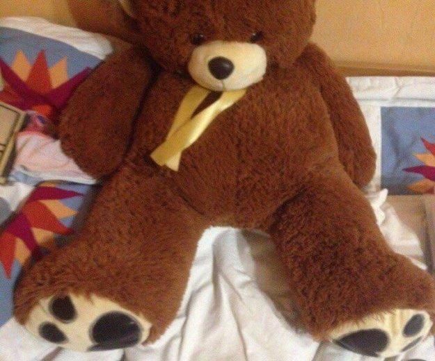 Медведь плюшевый. Фото 1. Томск.
