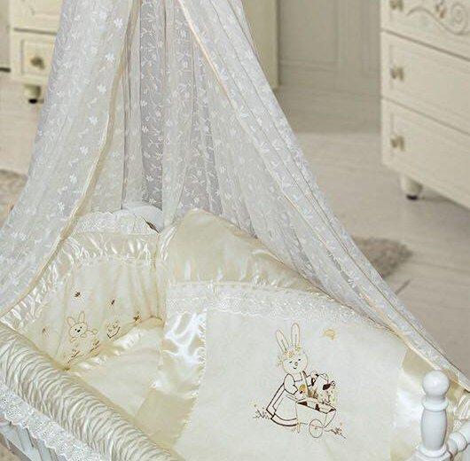Кроватка-люлька+матрац+кпб. Фото 1. Кострома.