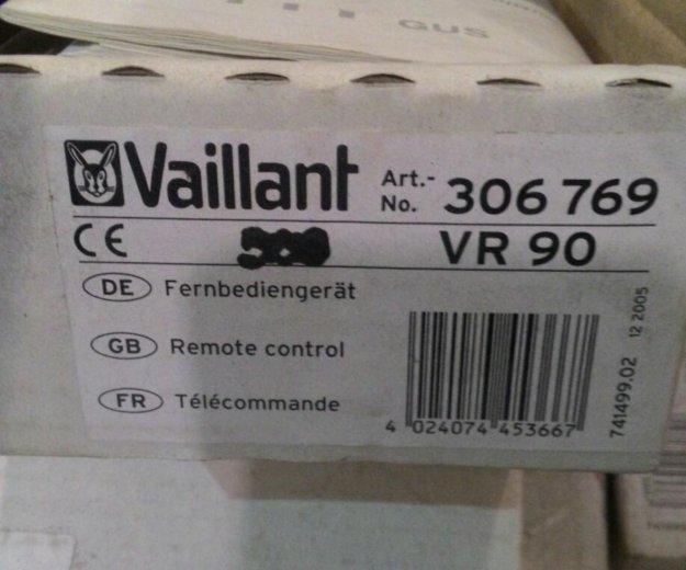Vaillant vr90 89639714793. Фото 2. Зеленоград.
