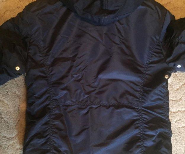 Куртка armani jeans б/у. Фото 2. Москва.
