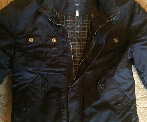 Куртка armani jeans б/у. Фото 1. Москва.