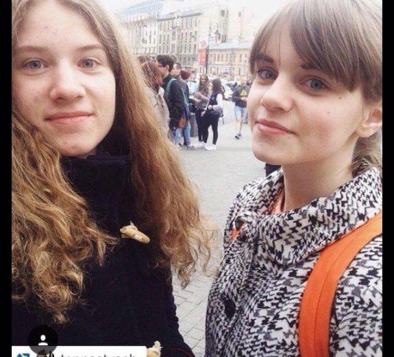 Пальто тёплое. Фото 3. Санкт-Петербург.