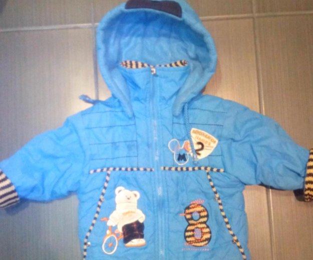 Зимняя куртка. Фото 1. Новосибирск.