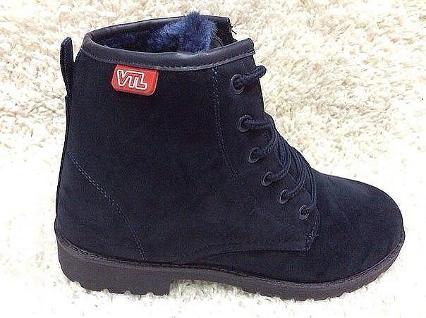 Новые ботинки зима. Фото 1. Новосибирск.