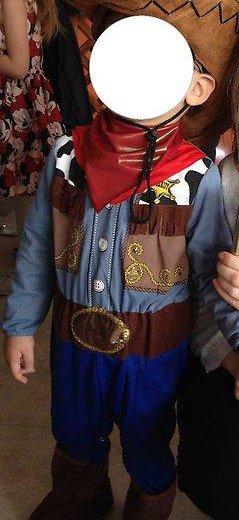 Новогодний костюм. Фото 2. Владивосток.