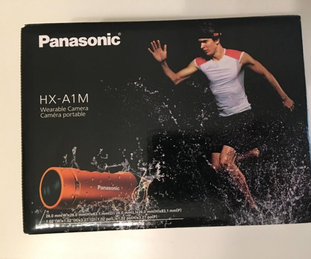 Action camera panasonic hx-a1m. Фото 1. Москва.