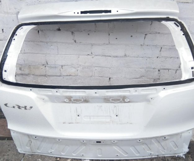 Дверь багажника на honda cr-v. Фото 1. Тюмень.