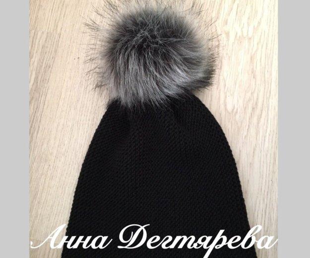 Продам шапку ручной работы. Фото 1. Красногорск.