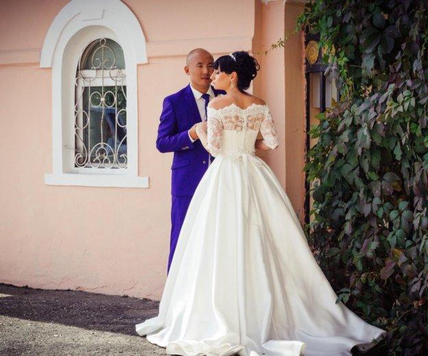 Свадебное платье. Фото 1. Уссурийск.