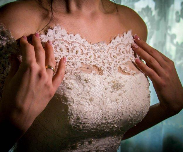 Свадебное платье. Фото 3. Уссурийск.