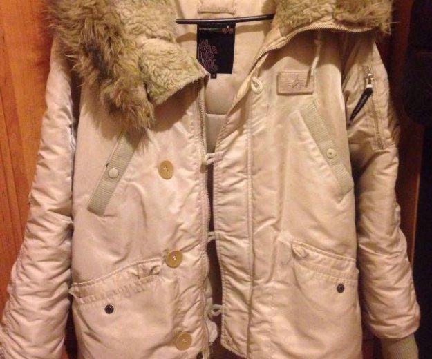 Куртка зимняя парка. Фото 1. Санкт-Петербург.