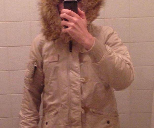 Куртка зимняя парка. Фото 3. Санкт-Петербург.