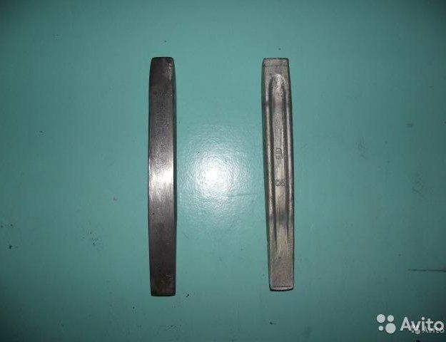 Зубила из инструментальной стали. Фото 1. Новокузнецк.