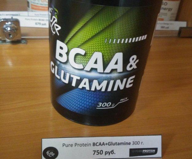 Bcaa+glutamine fuze. Фото 1. Владивосток.