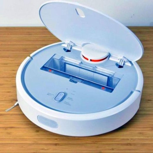 Робот пылесос xiaomi mi robot vacuum cleaner. Фото 2. Чита.