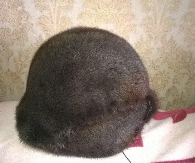 Шапка норковая,в отличном состоянии. Фото 1. Иркутск.