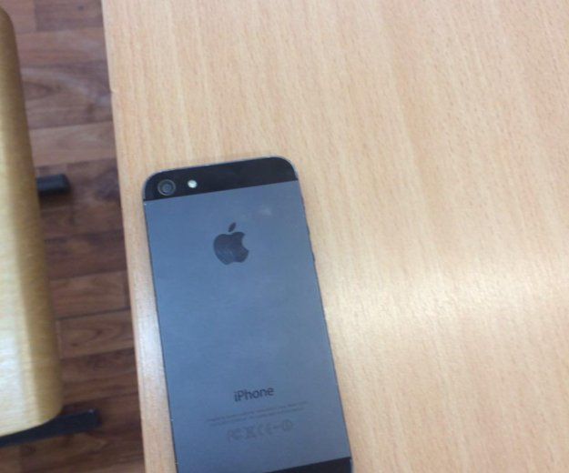 Айфон 5. Фото 1. Магадан.