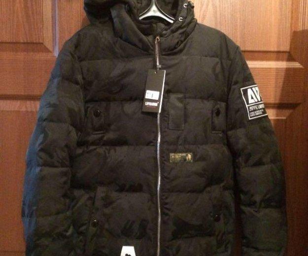 Зимняя мужская куртка на полиэстере. Фото 2. Новокузнецк.