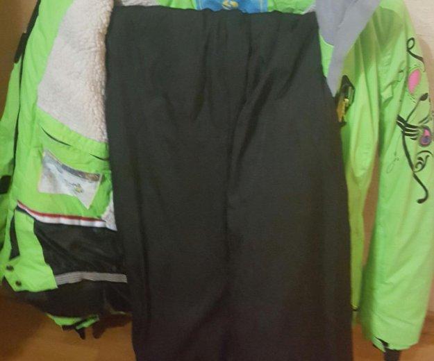 Продам лыжный костюм б.у. Фото 1. Уссурийск.