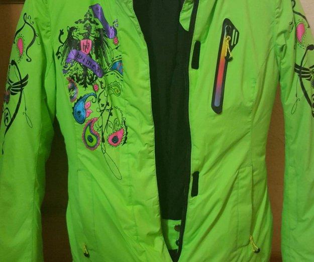 Продам лыжный костюм б.у. Фото 3. Уссурийск.