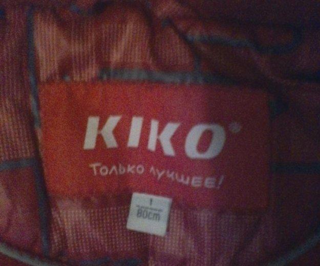 Зимний костюм kiko. Фото 2. Кемерово.