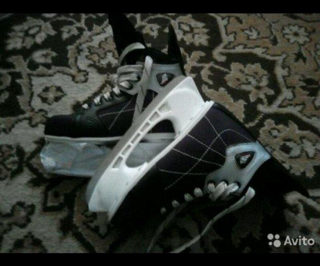 Коньки хоккей. Фото 3. Михайловка.