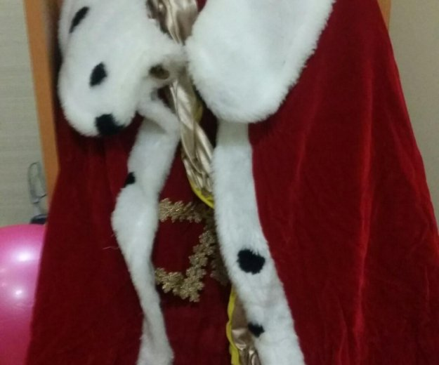 Костюм короля. Фото 1. Сургут.