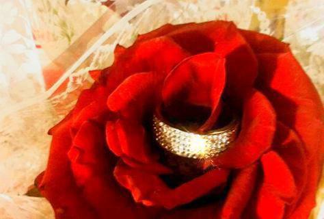 Кольцо удивительной красоты. Фото 1. Иркутск.