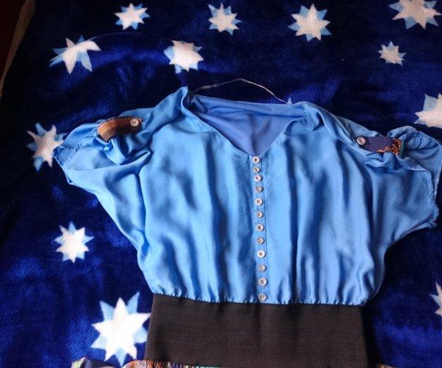 Продам платье -сарафан. Фото 1. Новокузнецк.
