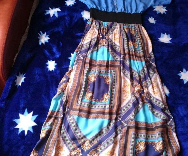 Продам платье -сарафан. Фото 2. Новокузнецк.