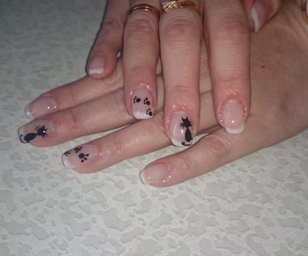 Дизайн ногтей. Фото 4. Новокузнецк.