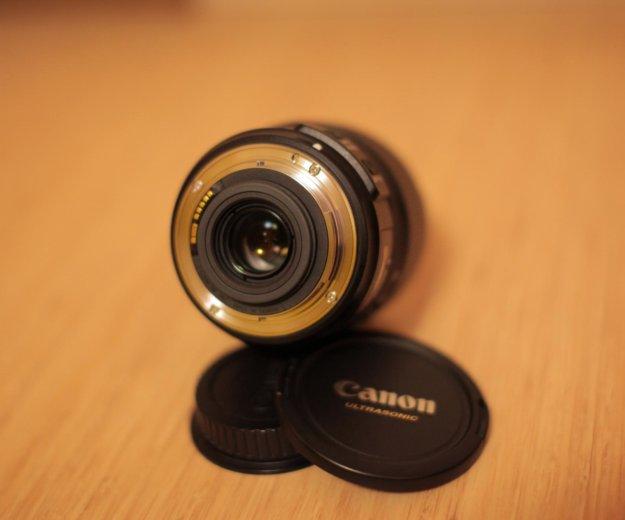 Canon ef-s 15-85 f/3.5-5.6 is usm. Фото 2. Новосибирск.