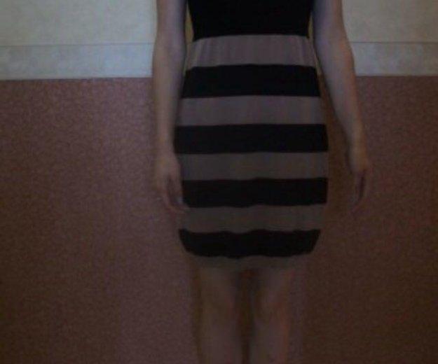 Платье полосатое. Фото 1. Пермь.