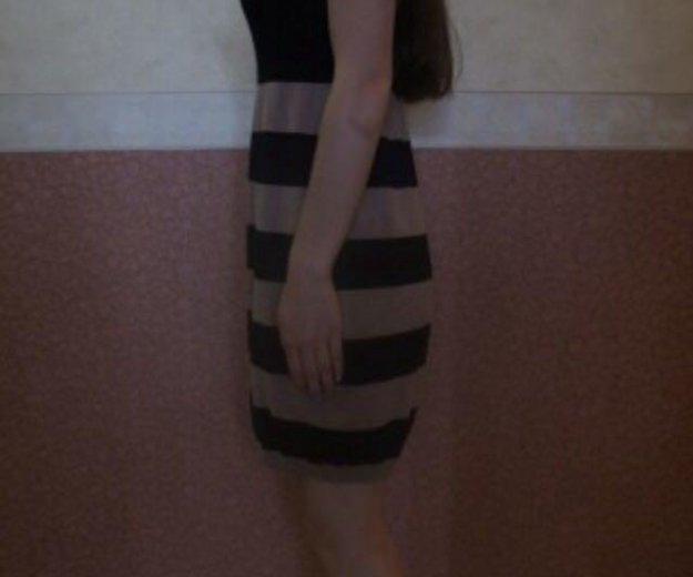 Платье полосатое. Фото 2. Пермь.