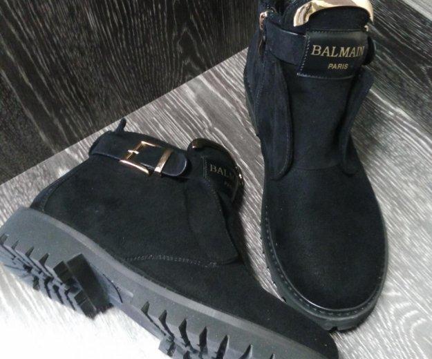 Новые ботинки!. Фото 1. Благовещенск.