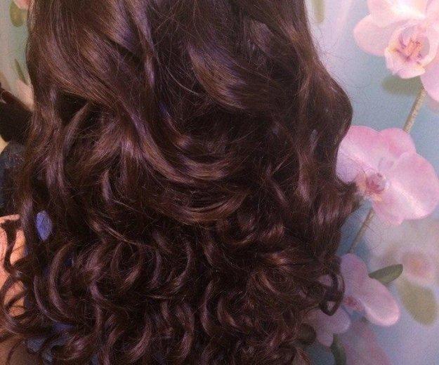 Завивка волос. Фото 1. Орск.