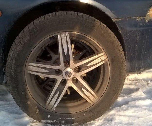 Комплект колес. Фото 1. Нижнеудинск.