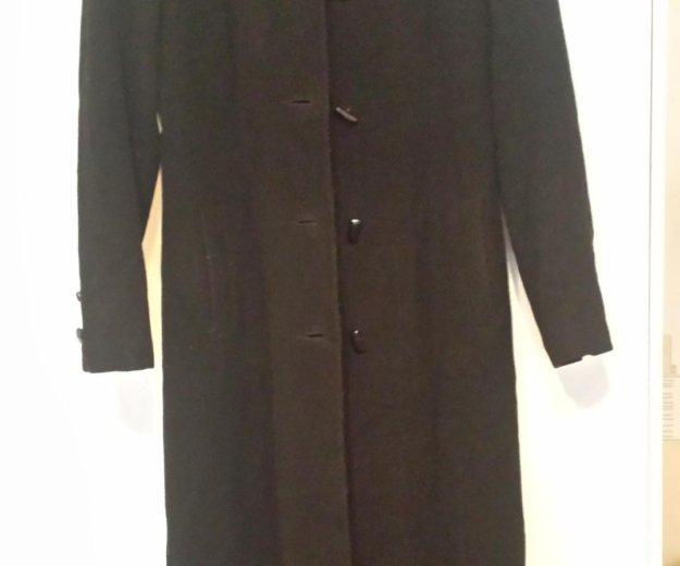 Пальто в пол. Фото 1. Королев.