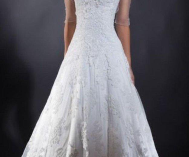 Новое свадебное платье limage. Фото 2. Новосибирск.