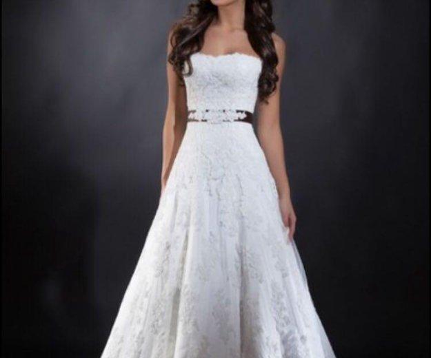 Новое свадебное платье limage. Фото 1. Новосибирск.
