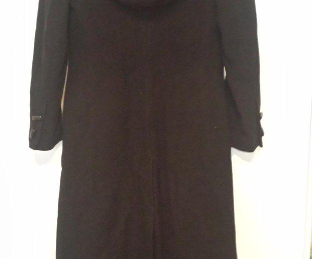 Пальто в пол. Фото 2. Королев.
