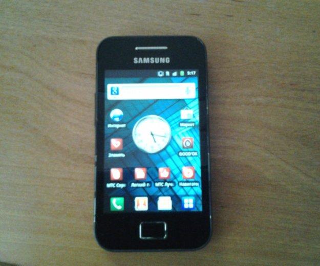 Samsung galaxy ace. Фото 1. Кемерово.