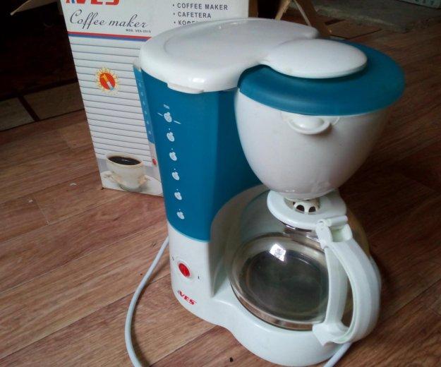 Кофеварка в упаковке. Фото 1. Иркутск.