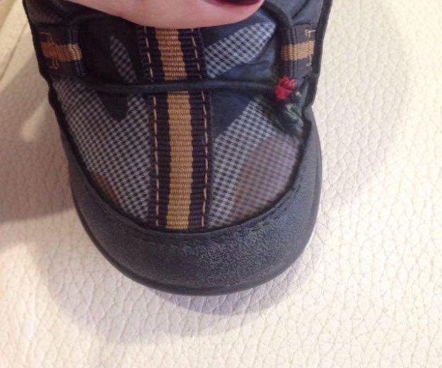 Зимние ботиночки. Фото 1. Омск.