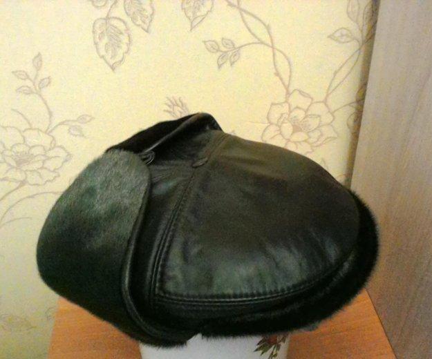 Зимняя кепка 56-57 размера. Фото 1. Воткинск.